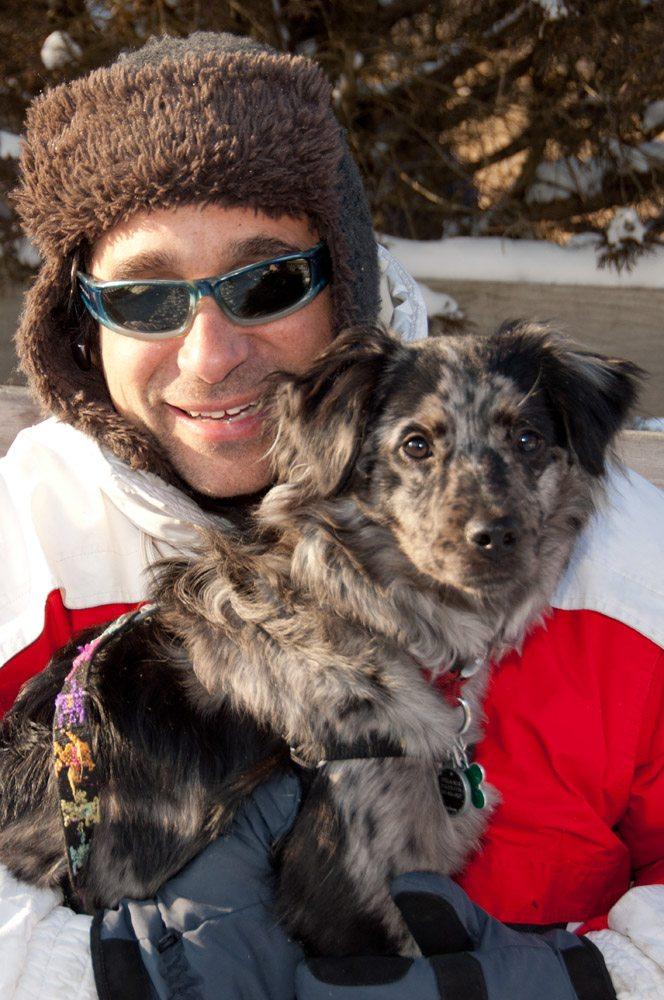 Winter Camp Puppy Stella